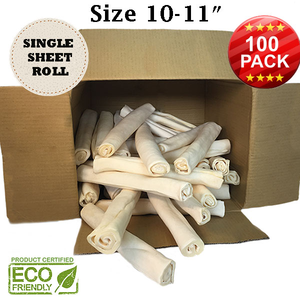 Premium Retriever Rolls  10'-11' 100 Pack